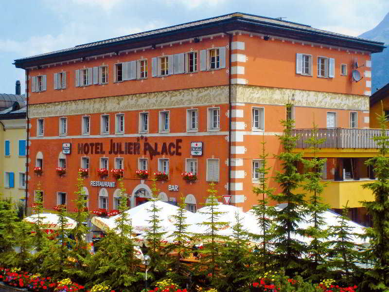 Julier Palace