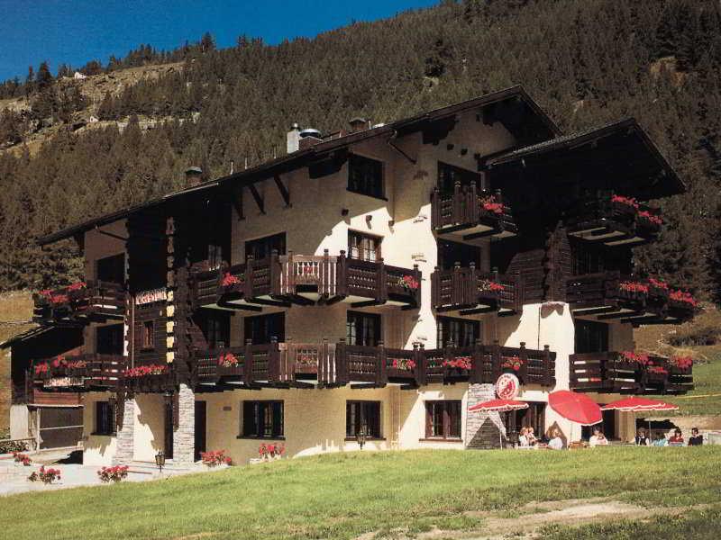 Bärgsunnu in Swiss Alps, Switzerland