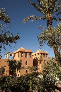 Secret Garden in Marrakech, Morocco