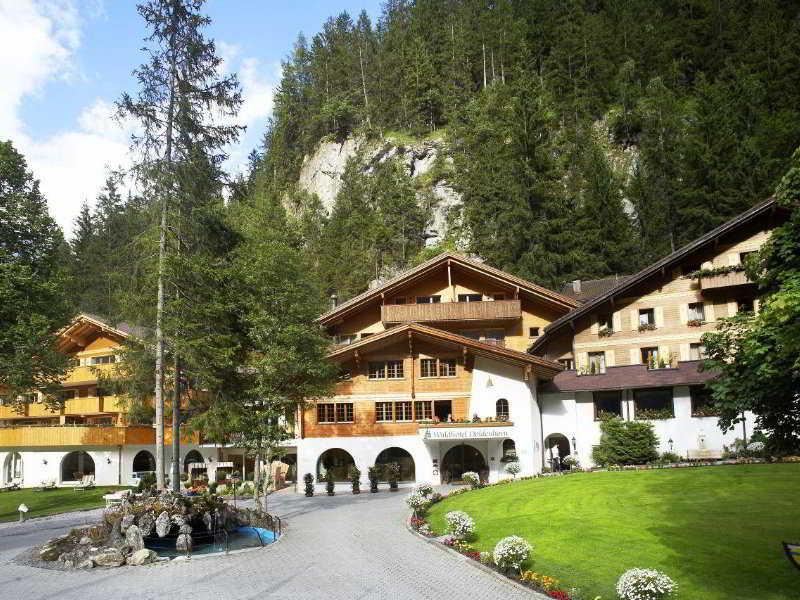 Waldhotel Doldenhorn in Swiss Alps, Switzerland