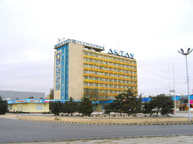 Aktau in Aktau, Kazakhstan