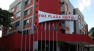 Foz Plaza in Iguazu Falls, Brazil