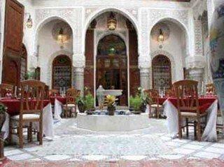 Riad Sara in Fes, Morocco