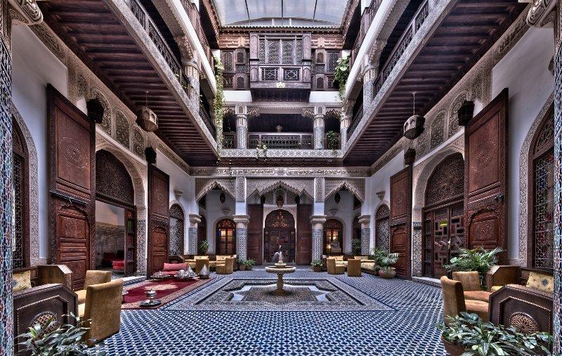 Riad Salam Fes in Fes, Morocco