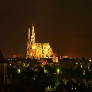 Campanile Chartres Cathédrale Centre Gare