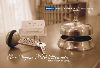 Bon Voyage Hotel Alexander in Sofia, Bulgaria