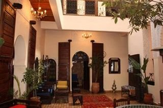 RIAD ZAHRAA in Meknes, Morocco