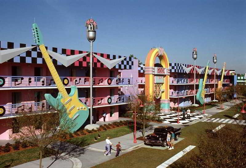Disney S All Star Music Resort Package Orlando Area Florida Fl