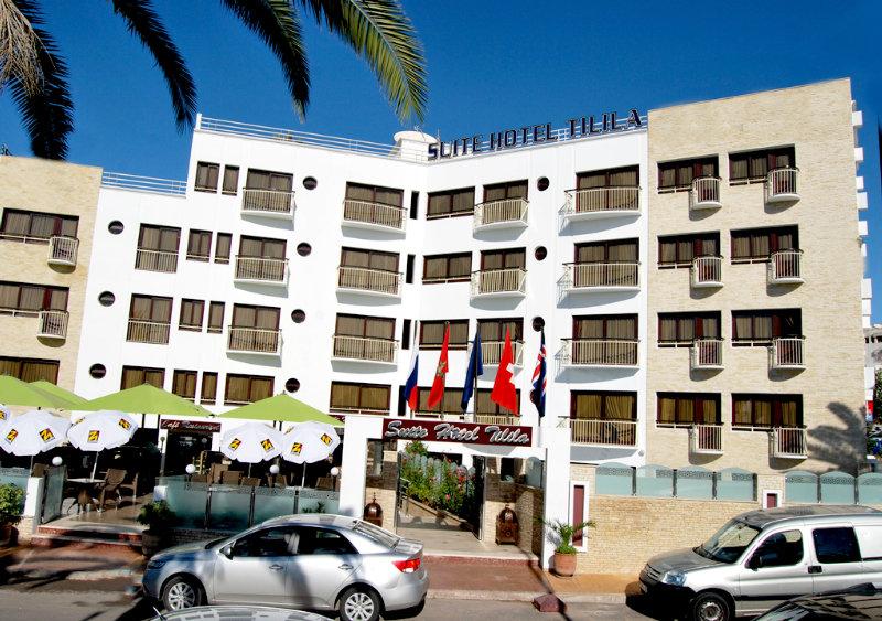 Suite Hotel Tilila in Agadir, Morocco