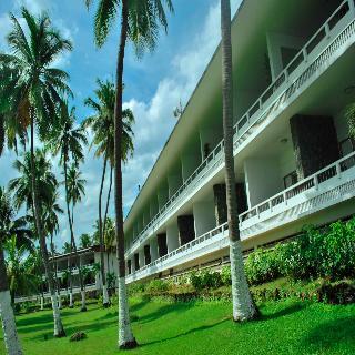 達沃水畔島嶼酒店