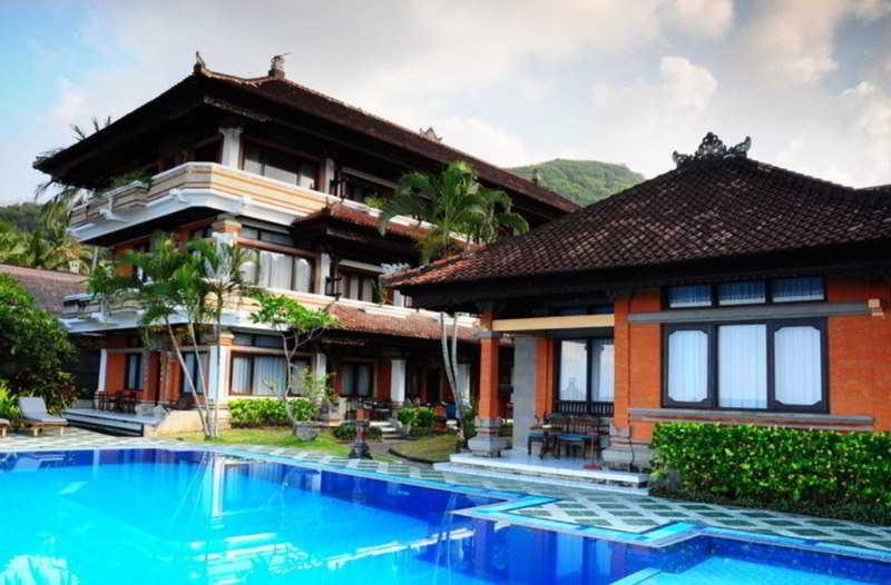 Hotel The Rishi Candidasa Beach