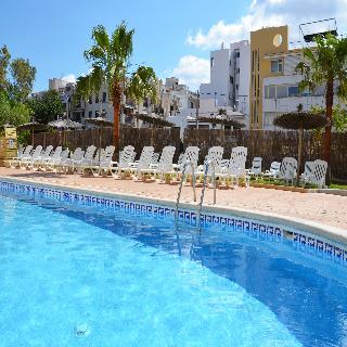 Apartamentos Central City - Hoteles en Sant Antoni de Portmany (San Antonio)