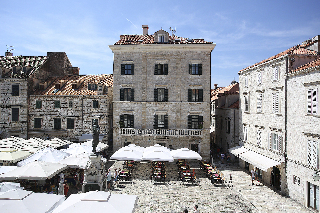 The Pucic Palace in Dubrovnik, Croatia