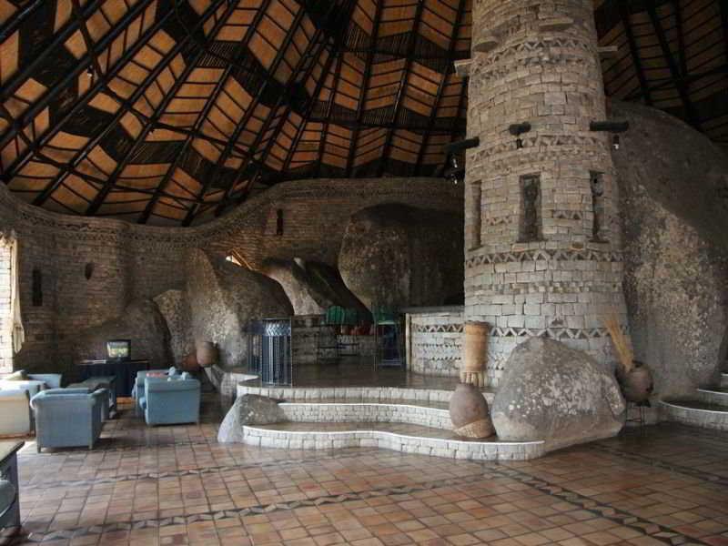 Lodge At the Ancient City