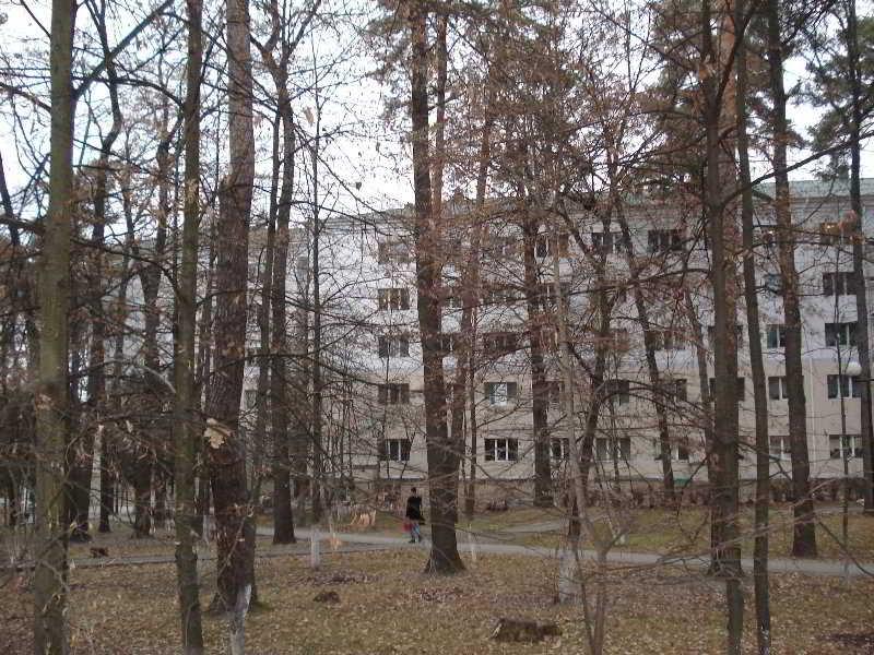 Student Hostel of Tax University  Block C