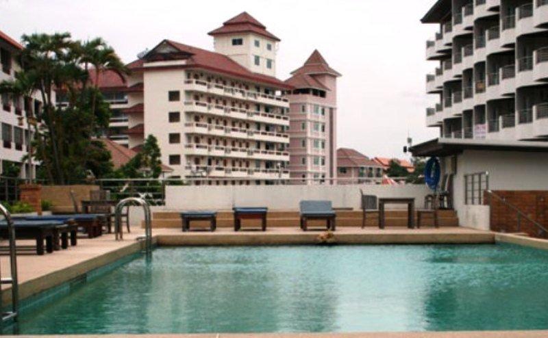 โรงแรมในหาดจอมเทียน: Jomtien Plaza Residence Pattaya