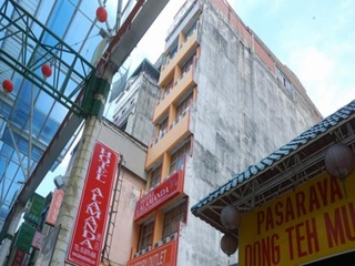 Viajes Ibiza - Alamanda Hotel Chinatown Kuala Lumpur