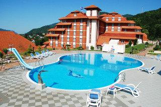 Peak Hotel Krasnaya Polyana in Sochi, Russia