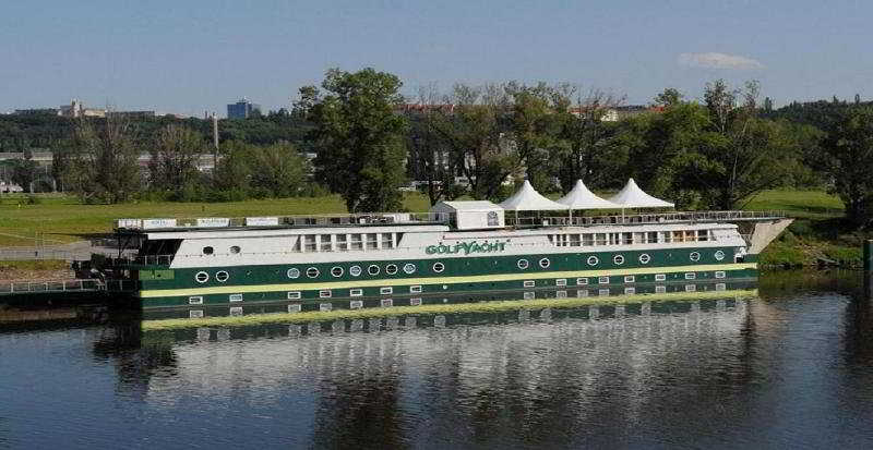 GreenYacht Hotel in Prague, Czech Republic