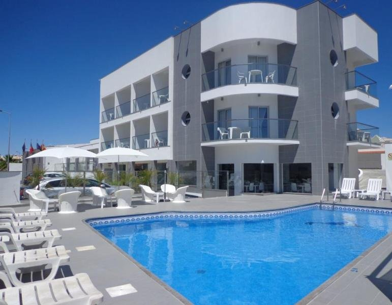 Albergue Kr Hotels - Albufeira Lounge