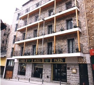 Paris Hotel in Andorra, Andorra
