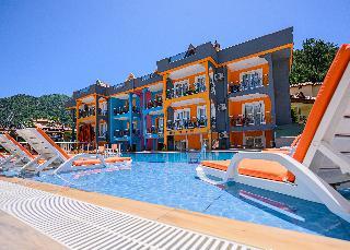 Majestic Apart Hotel in Marmaris, Turkey
