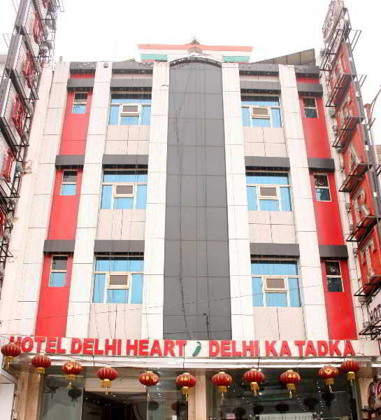 Delhi Heart in New Delhi, India