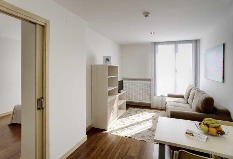hotel Aparthotel Ovida en la población de Oviedo