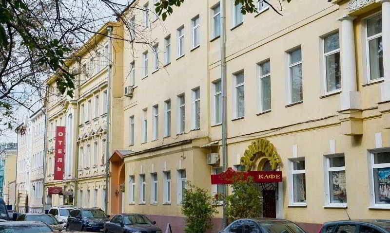 Ermitage na Pokrovke