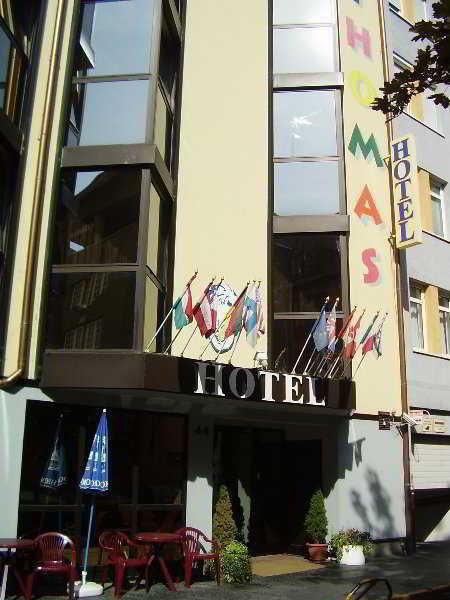 Thomas  Hotel Budapest in Budapest, Hungary