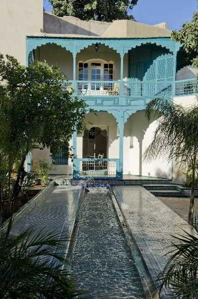 Le Jardin Des Biehn in Fes, Morocco