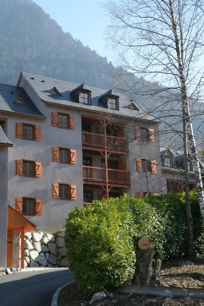 Residenze Nemea Les Chalets D'Estive in French Pyrenees, France