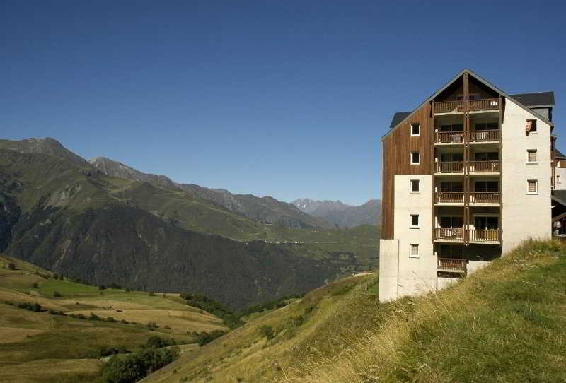 Residence Nemea Royal Peyragudes in French Pyrenees, France