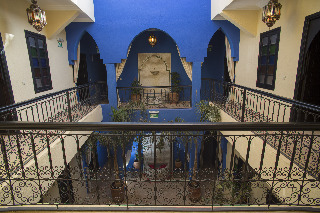 Riad Rose Du Desert in Marrakech, Morocco
