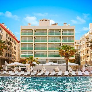 Sol Beach Hotel in Marmaris, Turkey