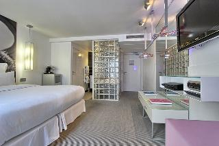 Kube Hotel Paris-Ice Bar