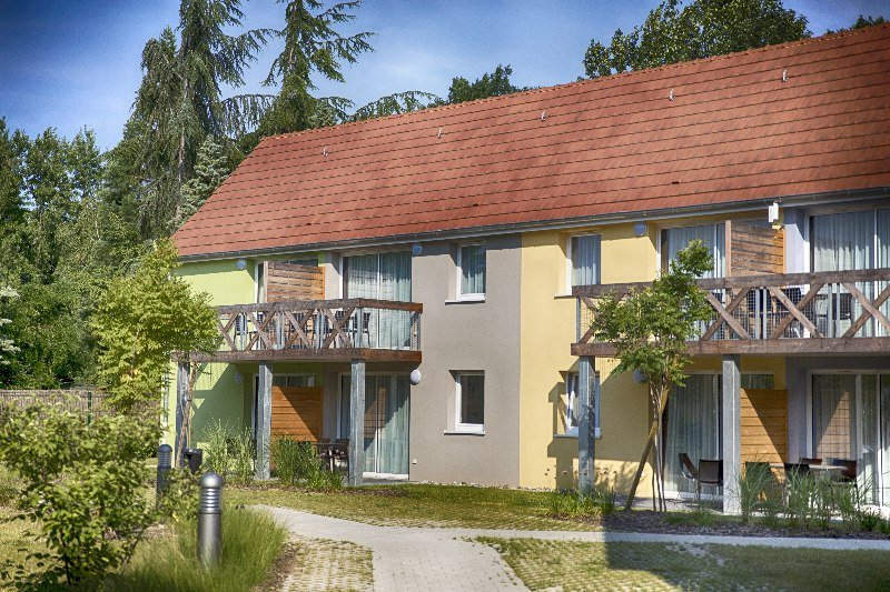 Suitehotel Zenitude Hotel Residence Les Rives de la Fecht