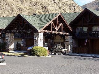 鮭魚急流旅館