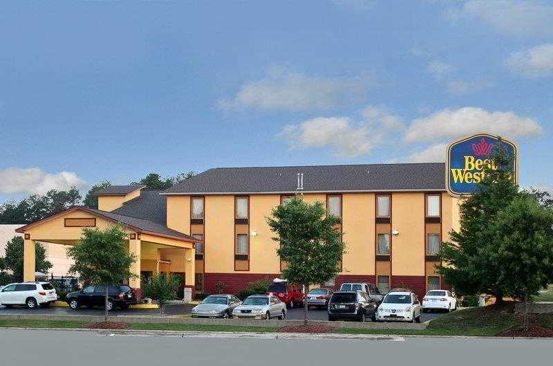 Americas Best Value Inn And Suites Clinton Jackson