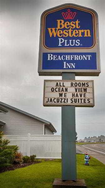 Beachfront Inn