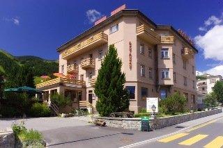 Sporthotel in Swiss Alps, Switzerland