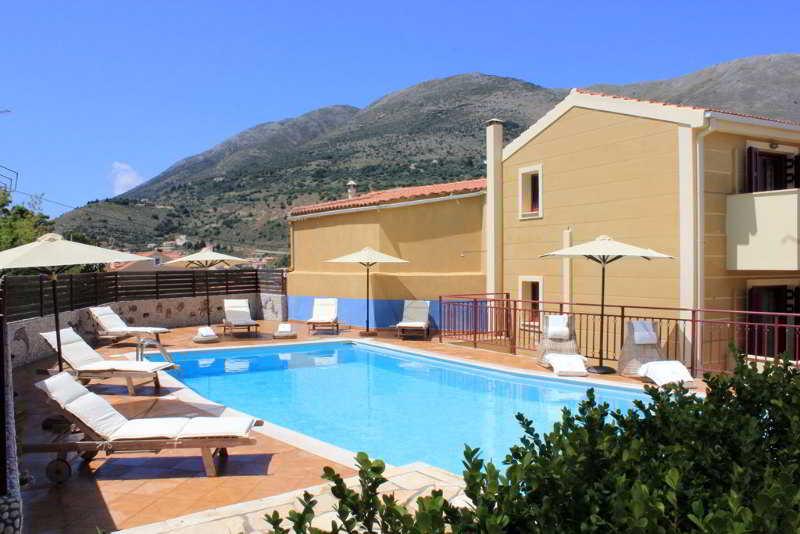 Greka Ionian Suites in Kefalonia, Greece