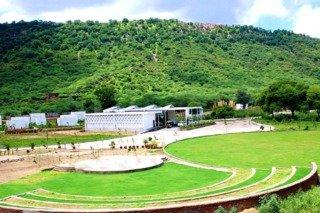Lebua Lodge at Amer, Jaipur in Rajasthan , India