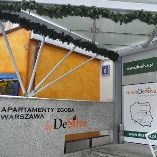 Hotel Apartamenty Zgoda Warszawa by DeSilva