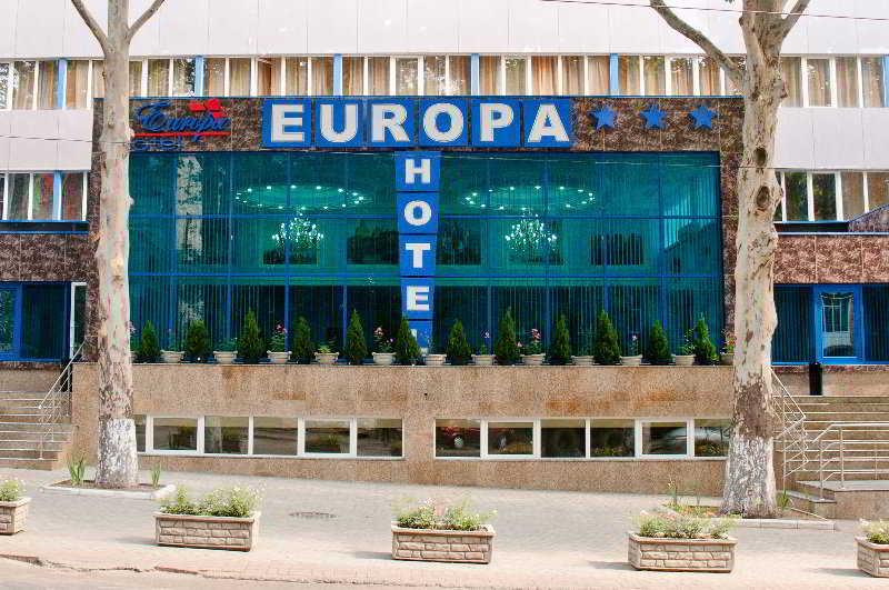 Hotel Europa in Chisinau, Moldova