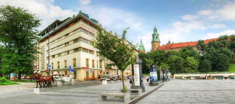 Pod Wawelem Hotel in Krakow, Poland