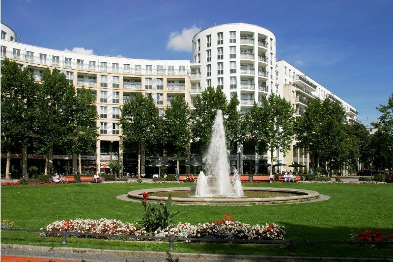 Ramada Plaza Berlin City Centre Hotel & Suites in Berlin, Germany