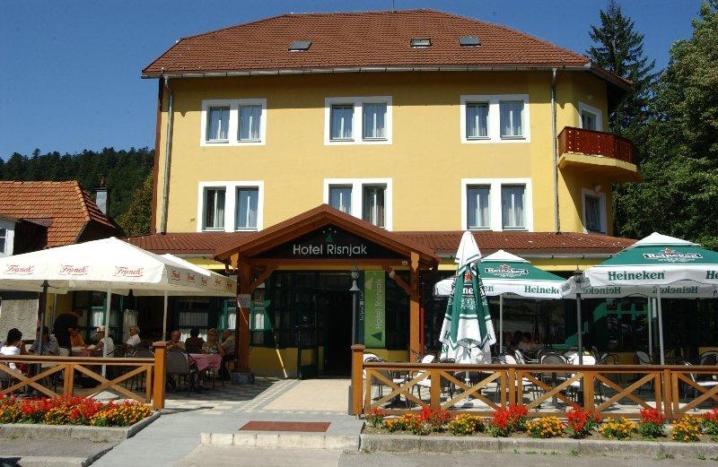 Hotel Risnjak in Delnice, Croatia