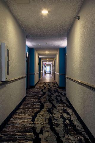 貝斯特韋斯特塔爾伯勒普拉斯修爾住宿酒店