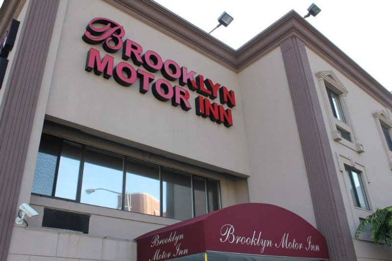 Brooklyn Motor Inn Hotel New York Area Ny Instant